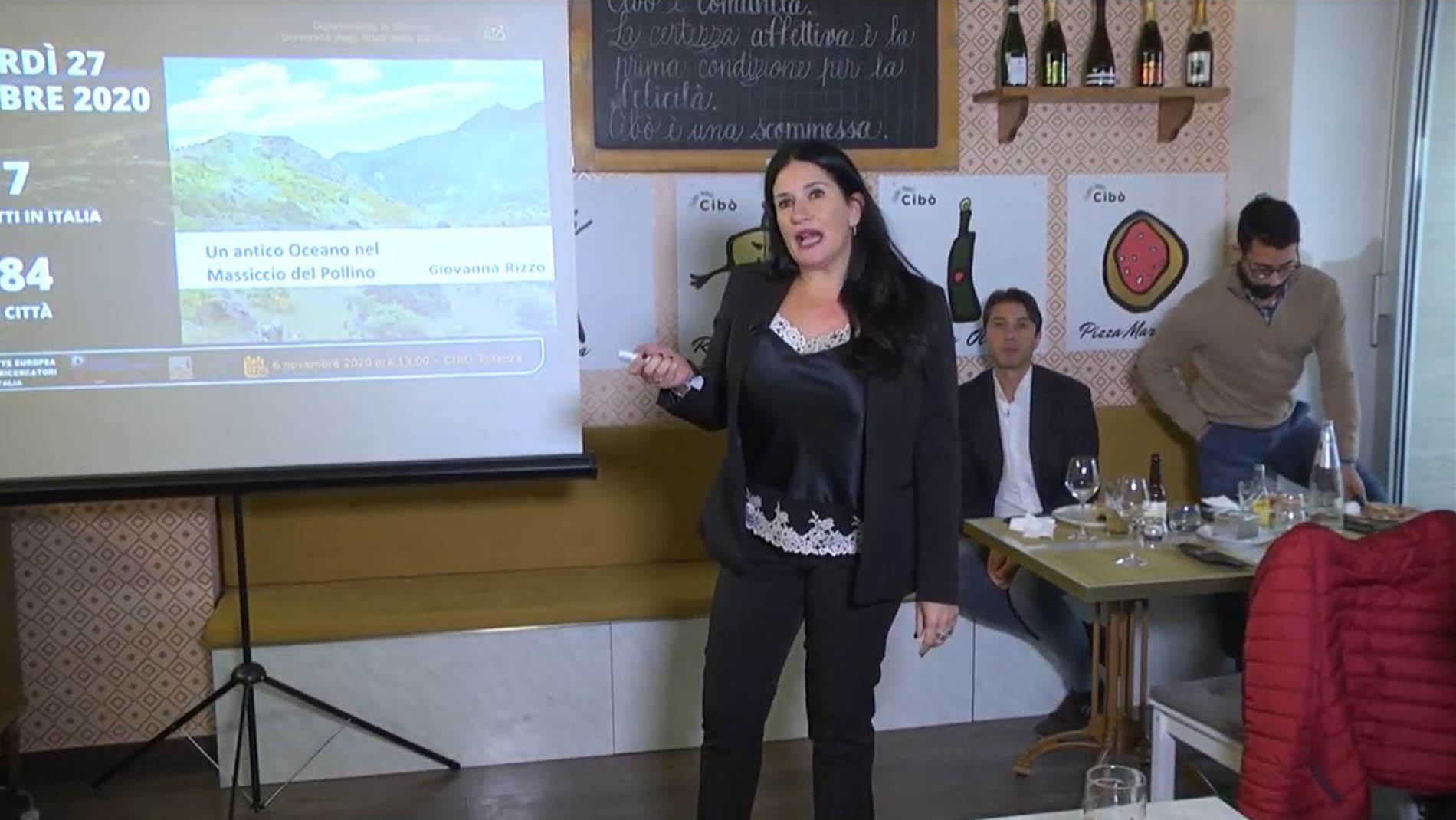Lucania:  Un antico oceano nel Massiccio del Pollino