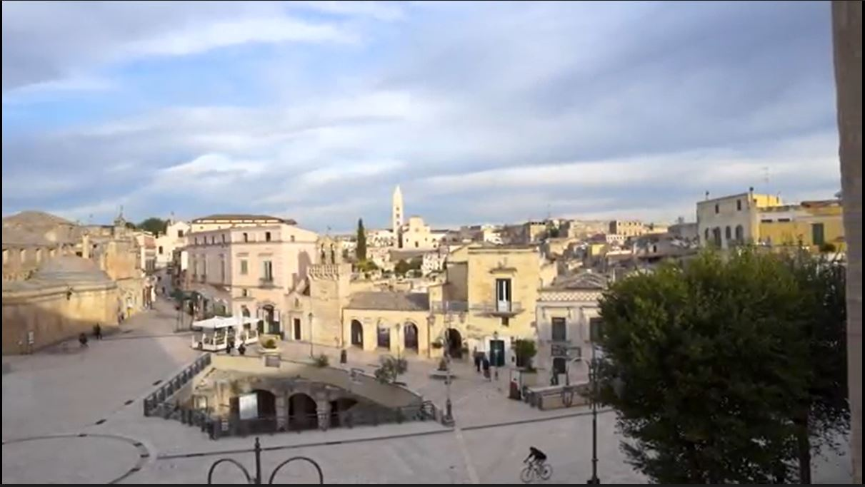 Breve viaggio nella Matera letteraria del Seicento: Orazio Persio
