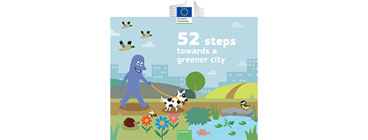 immagine 52 steps towards a greener city
