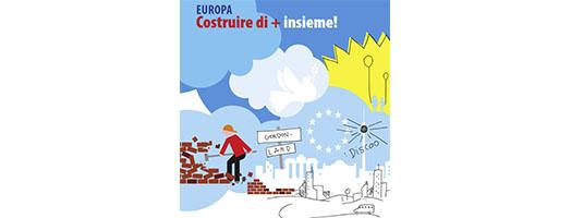 immagine Europa, costruire di + insieme!