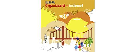 immagine Europa, organizzarsi + insieme!
