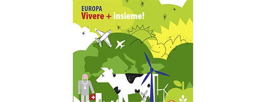 immagine Europa, vivere + insieme!