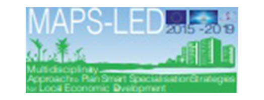 immagine MAPS-LED – Multidisciplinary approach to plan smart specialisation strategies for local economic development