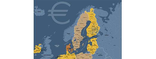 immagine La zona euro