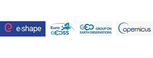 immagine E-SHAPE – EuroGEOSS Showcases: Applications Powered by Europe